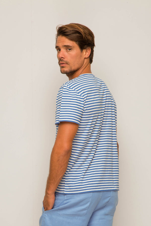 Stripe Sea t-shirt