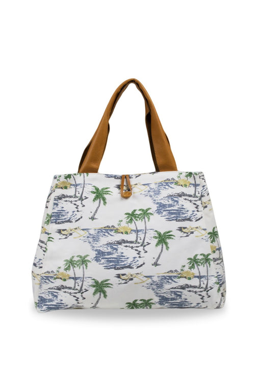 By The Sea Bali Bahari Tote Bag