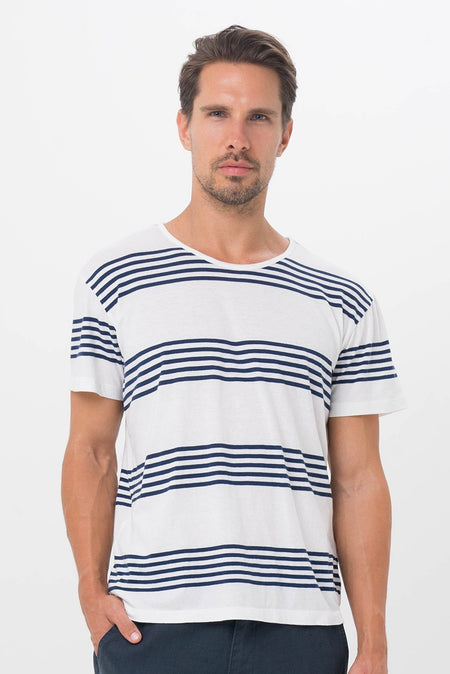 Nautical Stripe Pullover