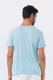 By The Sea Bali Basic Men T-shirt Blue