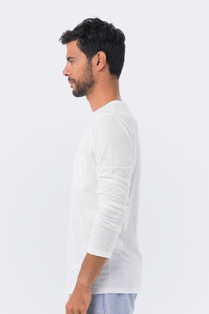 By The Sea Bali Basic light jersey L/S T-shirt