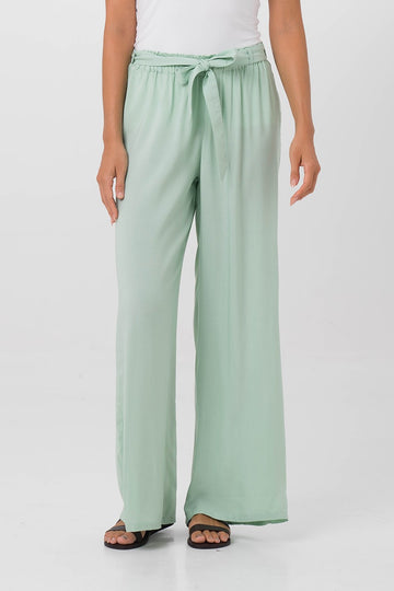 By The Sea Bali Clemence Pants Green