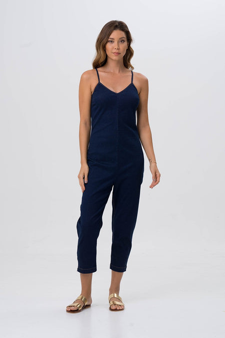 Aine Linen Overall