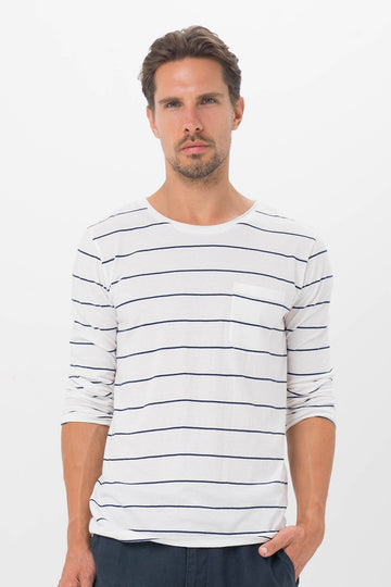 By The Sea Bali Easy T-shirt White