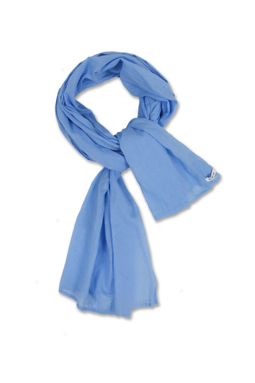 By The Sea Bali Ellis Scarf Blue