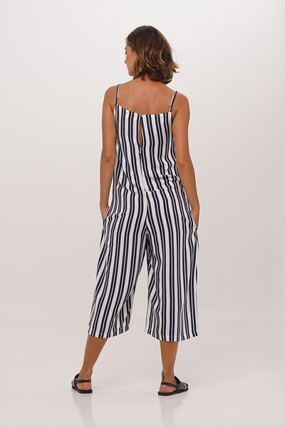 By The Sea Bali Garden Jumpsuit