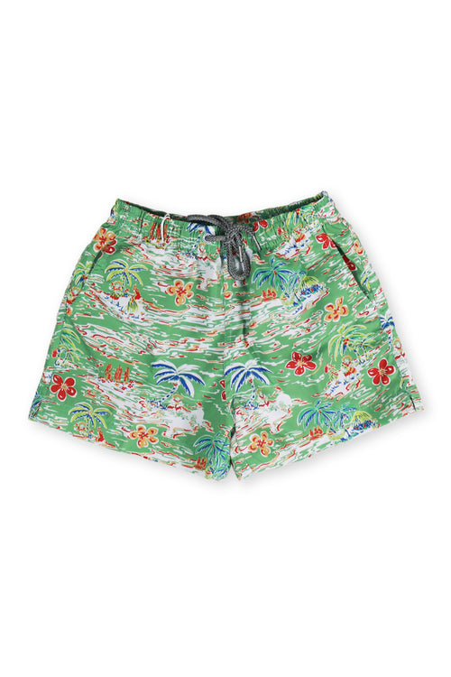 Kids Swimtrunk Green
