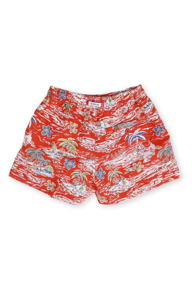 Kids Swimtrunk Coral