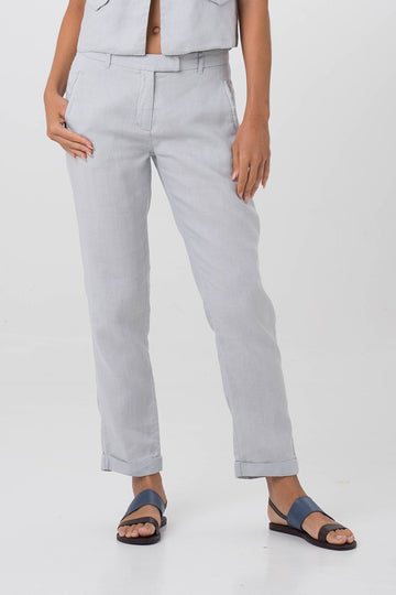 By The Sea Bali Hamptons Linen Pants