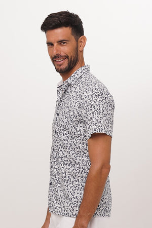 By The Sea Bali Harlen Slim Fit Shirt