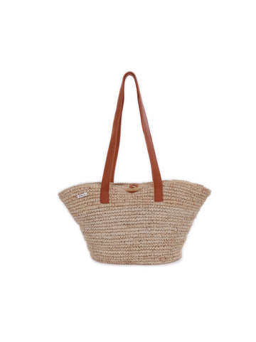 By The Sea Bali Straw bag