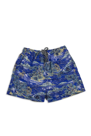 Kids Tropical Swimtrunk - By The Sea Bali