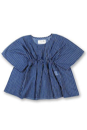 By The Sea Bali Kids  Kaftan Navy