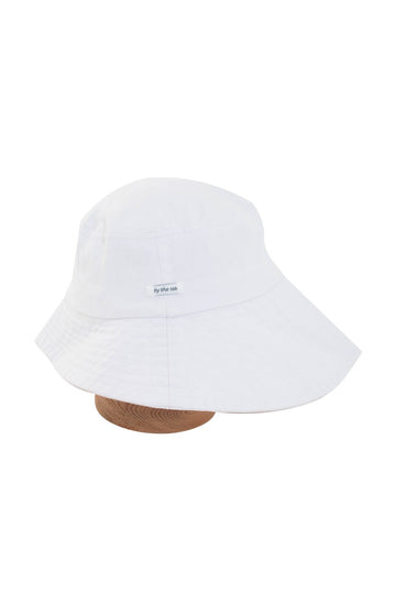 By The Sea Bali Kea Cotton hat White