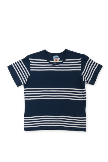 By The Sea Bali Kids Basic T-shirt Navy