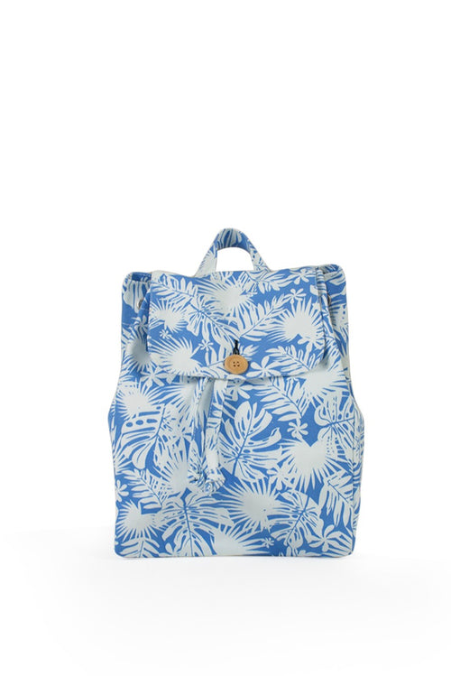 By The Sea Bali Lucia Back Pack Blue