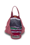 By The Sea Bali Lilica Reversible Bag Red