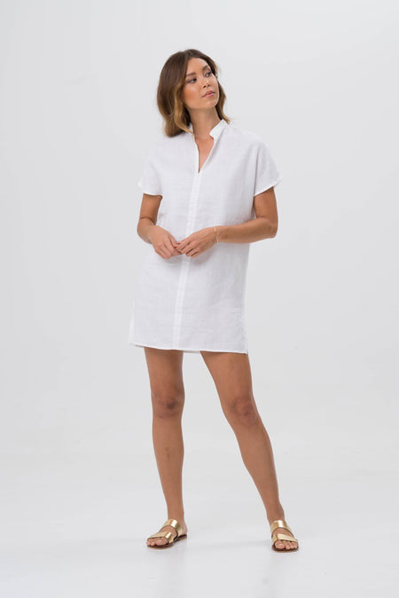 Oriana Wrap Dress