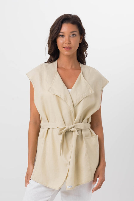 Linen Tropical Suit