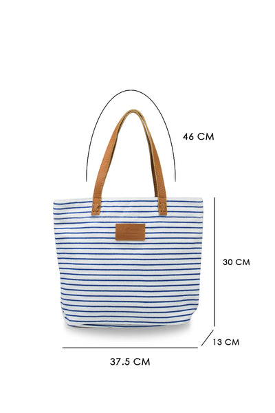 Tote Bag Blue (Small)