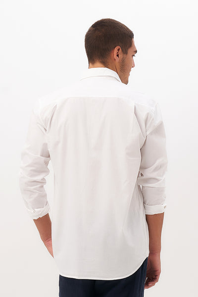 By The Sea Bali Seaton L/S Slim Fit Shirt