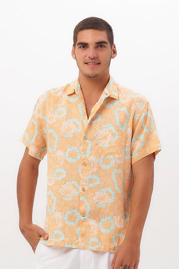 Slim Fit Linen Shirt - By The Sea Bali