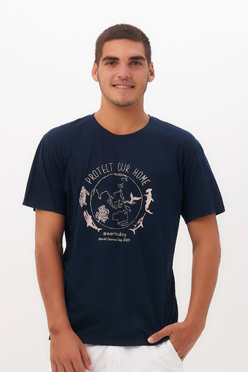 Earth Day T-Shirt - By The Sea Bali