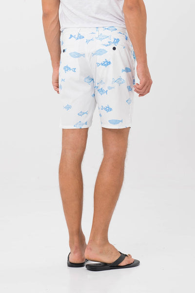 By The Sea Bali Men Short W Drawstring