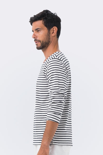 By The Sea Bali Men's T-Shirt L/S