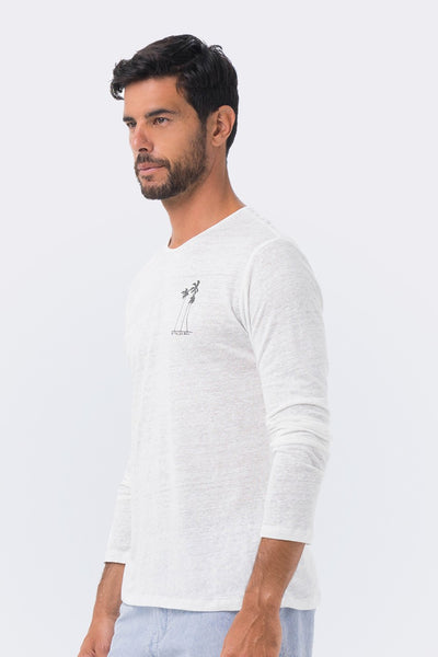 By The Sea Bali Malibu Shirt Grey