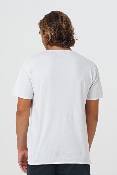 Basic T-Shirt V-Neck - By The Sea Bali