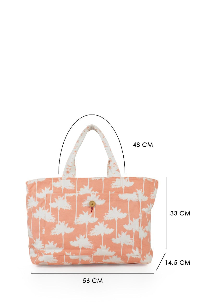 By The Sea Bali Palermo Tote Bag