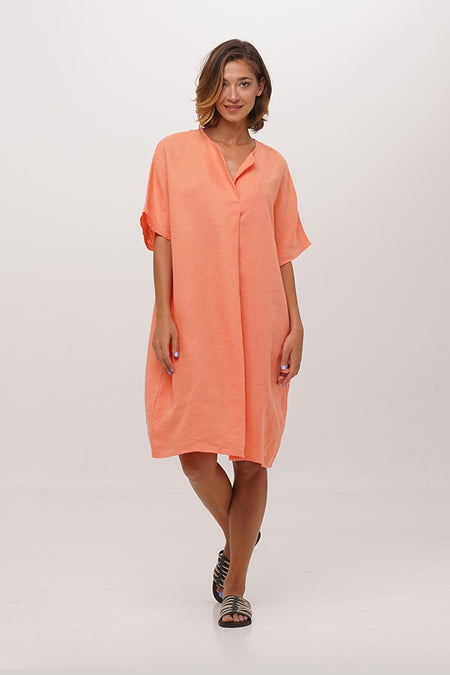 Trawangan Linen Dress