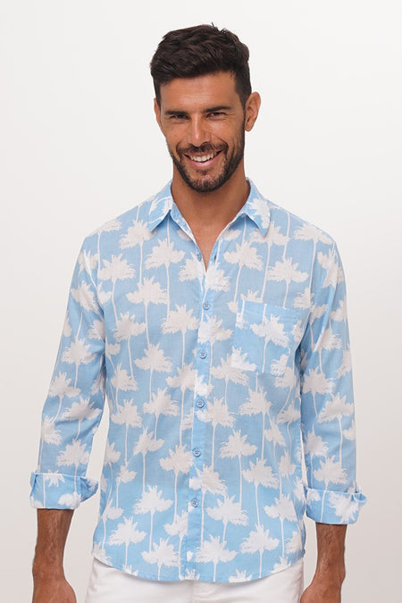 Bali Tropical Shirt S/S