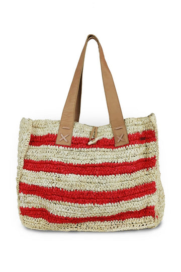 Rectangle Straw Bag
