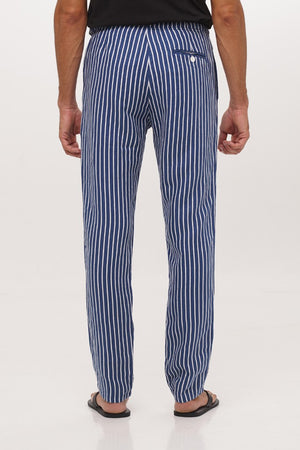 By The Sea Bali Relax Linen Long Pants