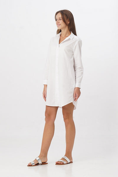 Waverly L/S Shirt Dress