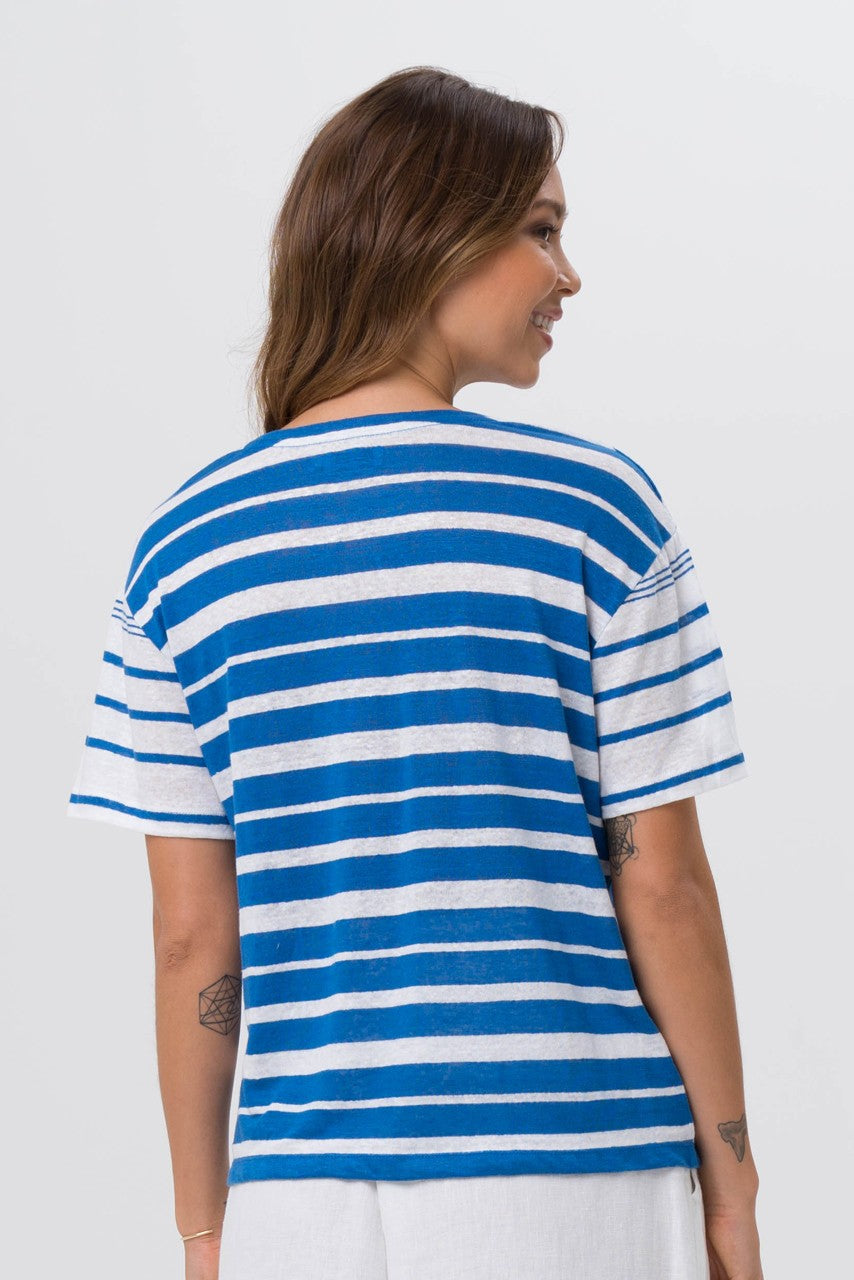 By The Sea Bali Sail Away Shirt