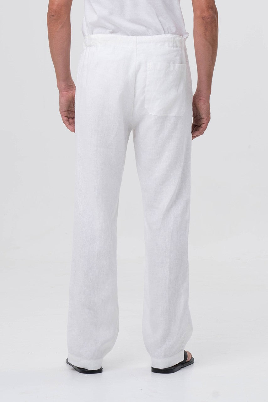 By The Sea Bali Spencer Linen Pants