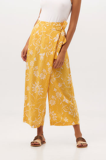 Palazzo Wrapped Pants - By The Sea Bali