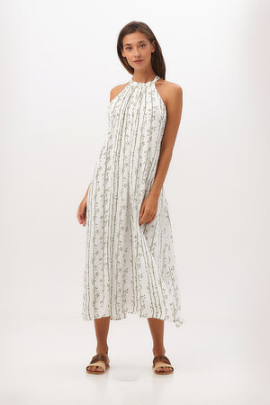 By The Sea Bali Havilah Long Dress