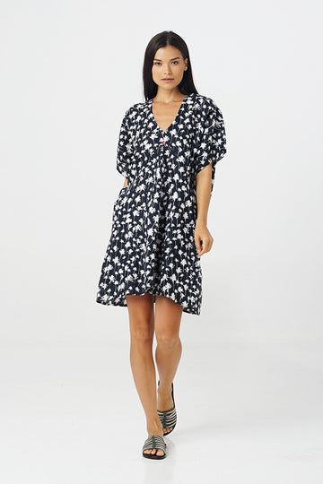 By The Sea Bali Trawangan Linen Dress