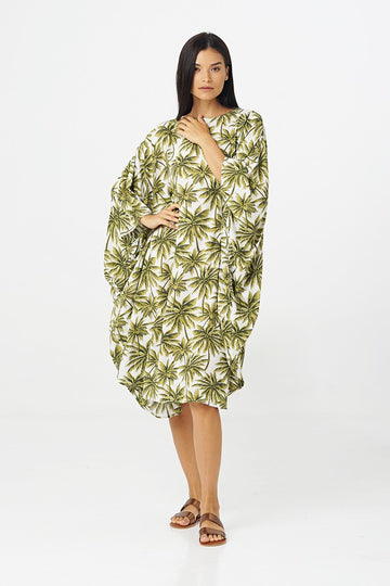 By The Sea Bali Clivia Kaftan
