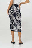 By The Sea Bali Varuna Warp Skirt