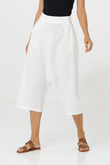 Audra Linen Pants - By The Sea Bali
