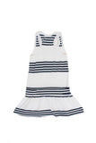 Tennis Littel Dress White