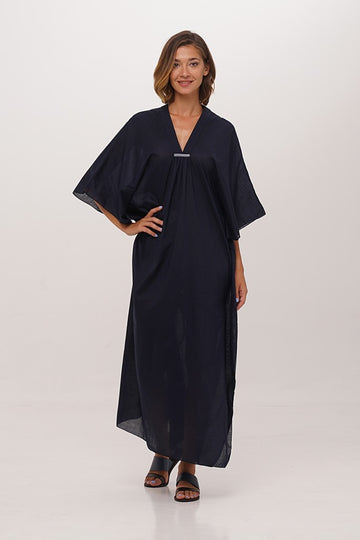 By The Sea Bali Aukai Long Kaftan