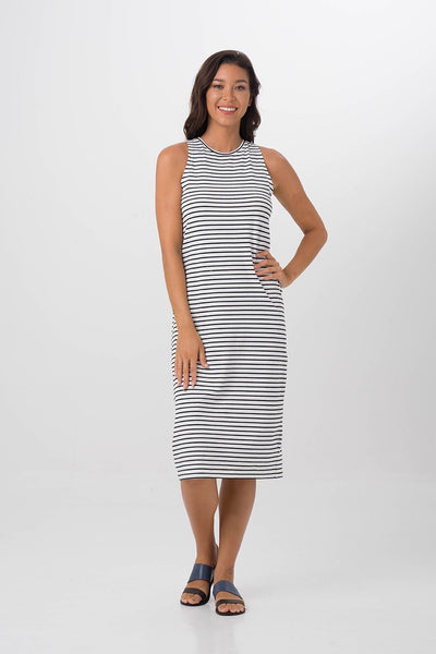 By The Sea Bali Caprera Stripe Dress