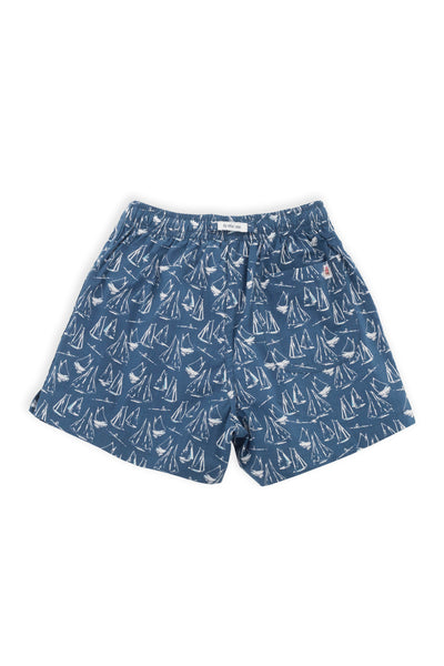 Guapi Short Navy - By The Sea Bali
