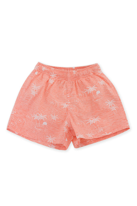 Kids Tropical Swimtrunk